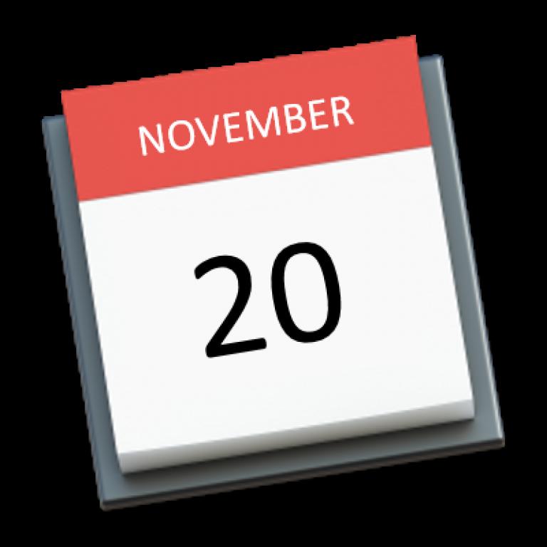 20 november