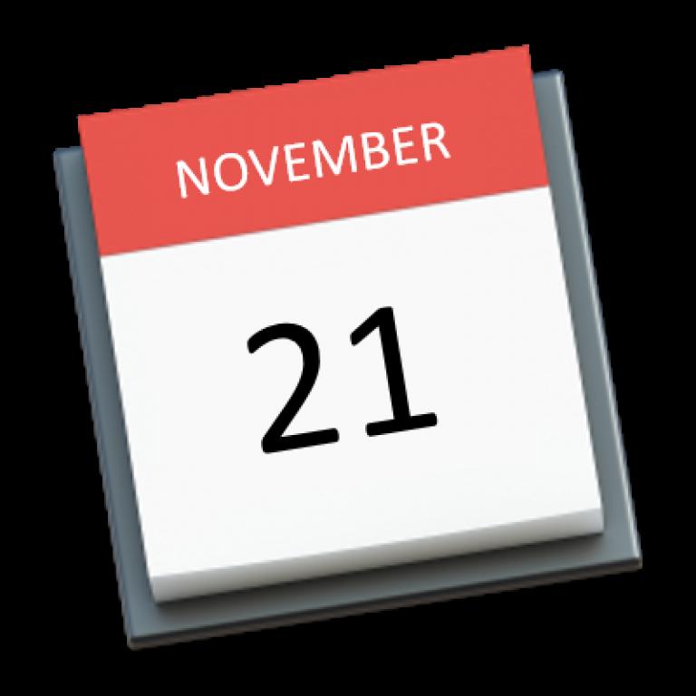 21 november