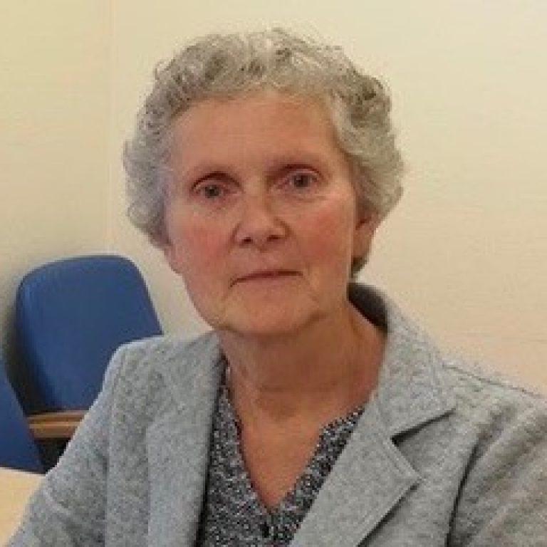 Bertha Vroom